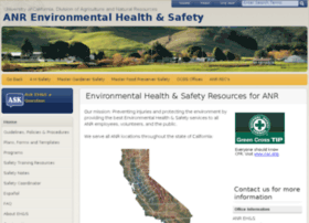 safety.ucanr.edu