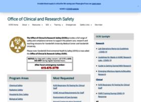 safety.vanderbilt.edu