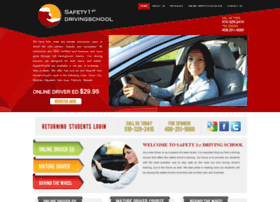 safety1stdrivingschool.com