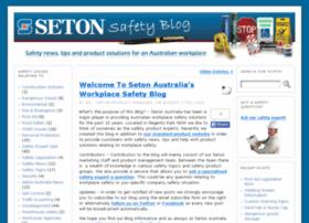safetyblog.seton.net.au