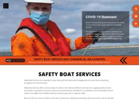 safetyboatservices.co.uk