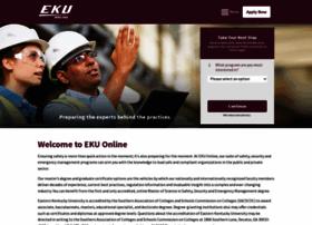 safetydegree.eku.edu