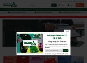 safetyfirstaid.co.uk