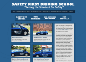 safetyfirstdriving.com