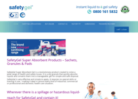 safetygel.co.uk