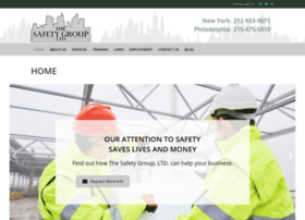 safetygroupltd.com