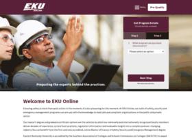 safetymanagement.eku.edu