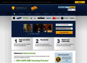 safeunlockcode.com