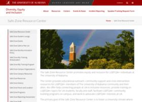 safezone.ua.edu