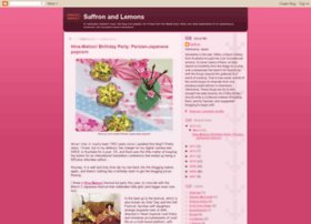 saffronandlemons.blogspot.com