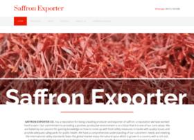 saffronexporter.com