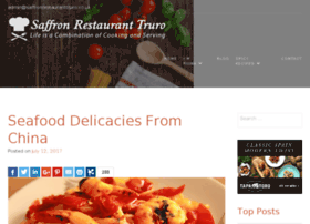 saffronrestauranttruro.co.uk
