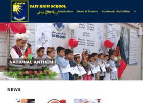safi.edu.af