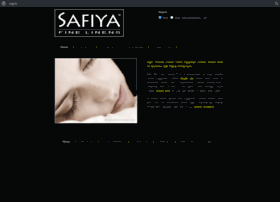 safiyafinelinens.com