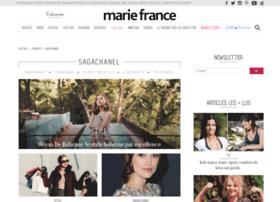sagachanel.mariefrance.fr