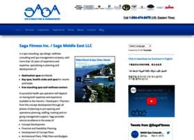 sagafitness.com