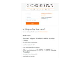 sage.georgetowncollege.edu