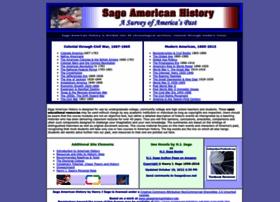 sageamericanhistory.net
