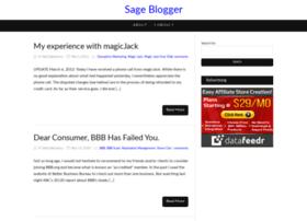 sageblogger.com