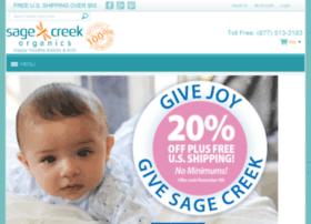 sagecreekorganics.com