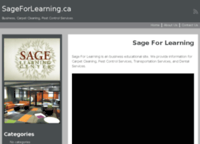 sageforlearning.ca