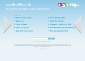 sageline50.co.uk