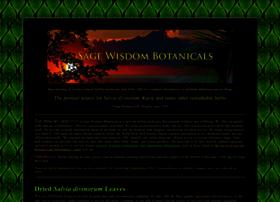 sagewisdombotanicals.com