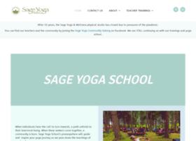 sageyogaboise.com
