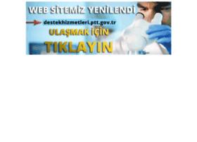 saglik.ptt.gov.tr