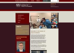 sah.siu.edu
