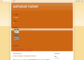 sahabatkalsel.blogspot.com