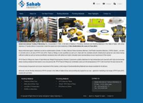 sahabintl.com