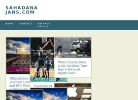 sahadanajans.com