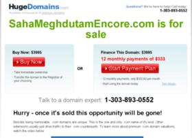 sahameghdutamencore.com