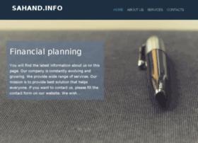 sahand.info