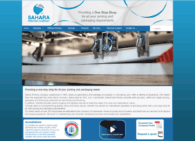saharaprinting.com