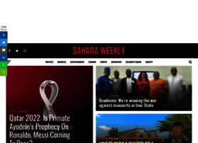 saharaweeklyng.com