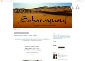 saharayusuf.blogspot.com