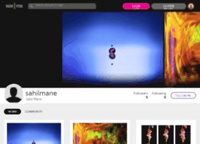 sahilmane.artistswanted.org