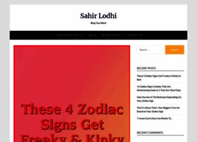 sahirlodhi.com
