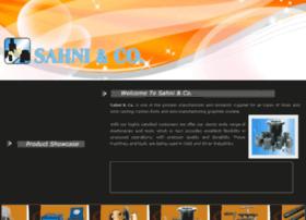 sahniandco.com