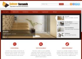 sahserseramik.com.tr