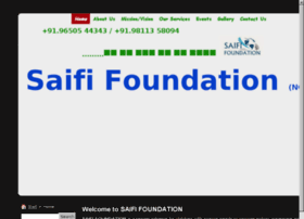 saififoundation.in