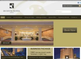 saigon.duxtonhotels.com