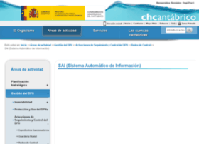 saih.chcantabrico.es