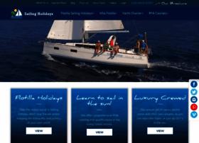 sailingholidays.com