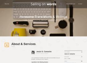 sailingonwords.com