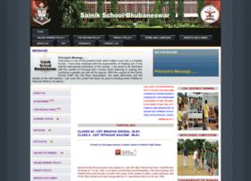 sainikschoolbhubaneswar.org