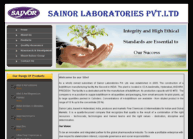 sainorlaboratories.net