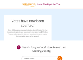 sainsburyslocalcharity.co.uk